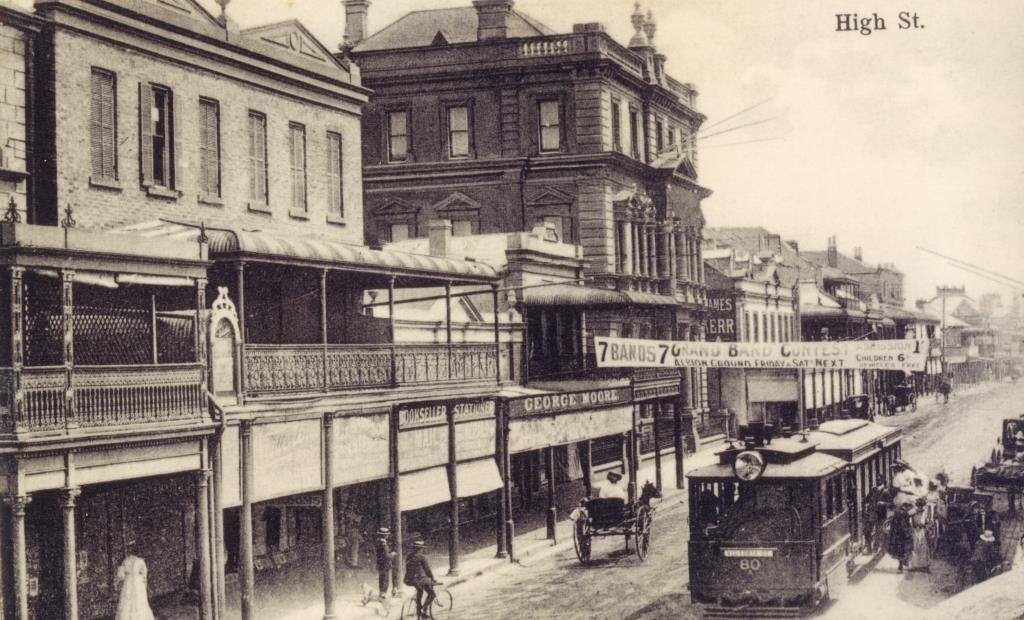 Old Mansfield
